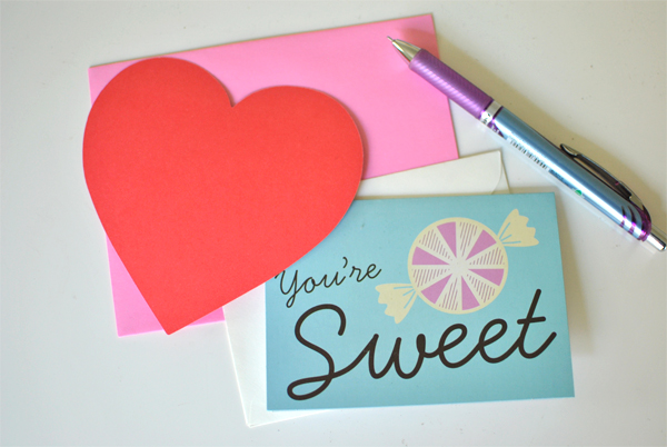 snail mail: pretty stationery
