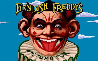 Fiendish Freddy