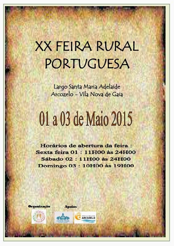 XX Feira Rural Portuguesa