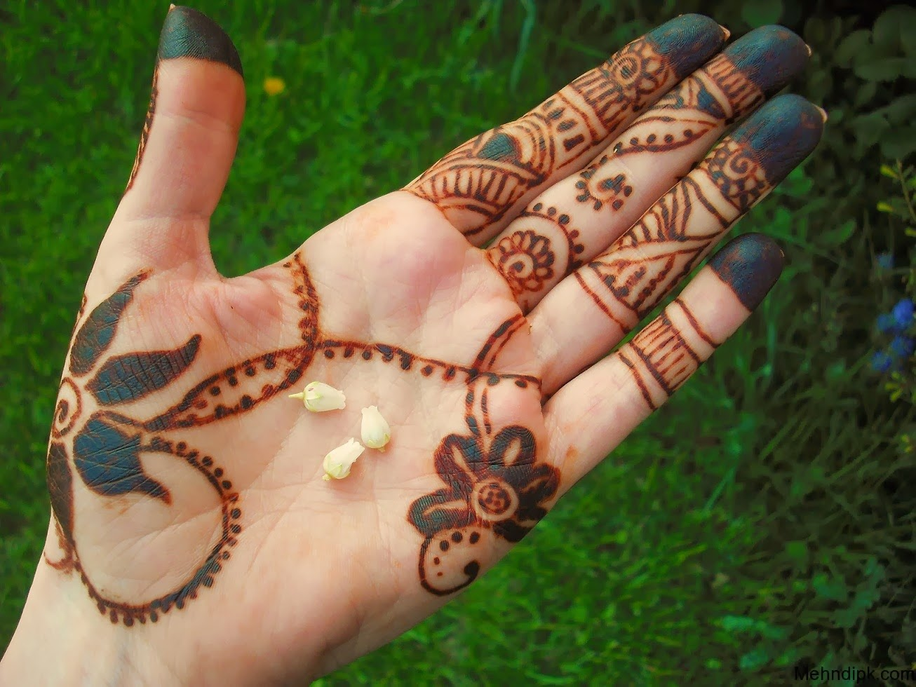 All 4u HD Wallpaper Free Download  Easy Simple Mehndi
