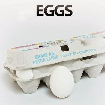 Μην πετάτε το νερό από τα βρασμένα αυγά!