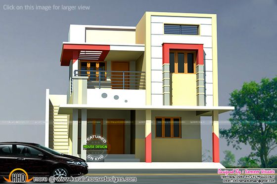 Tamil house plan