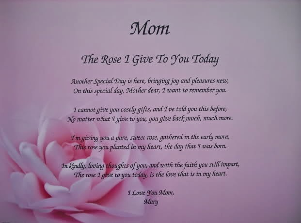 Deceased Mother Birthday Quotes
