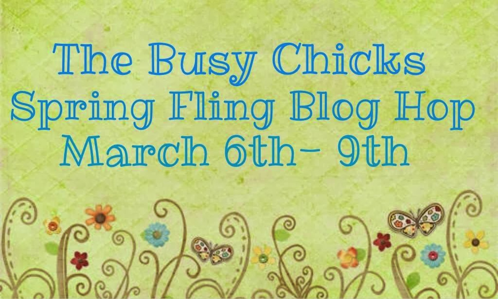 The Busy Chicks Spring Fling Blog Hop