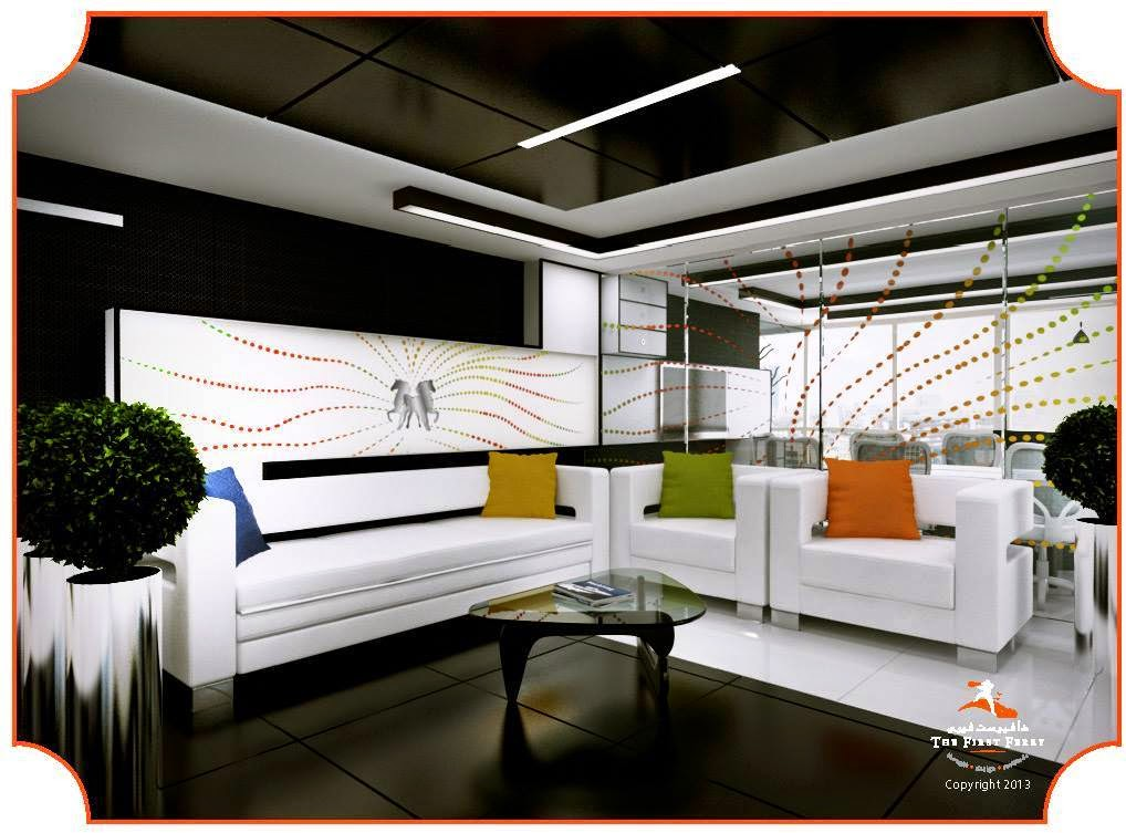 Luxurious Office Designs