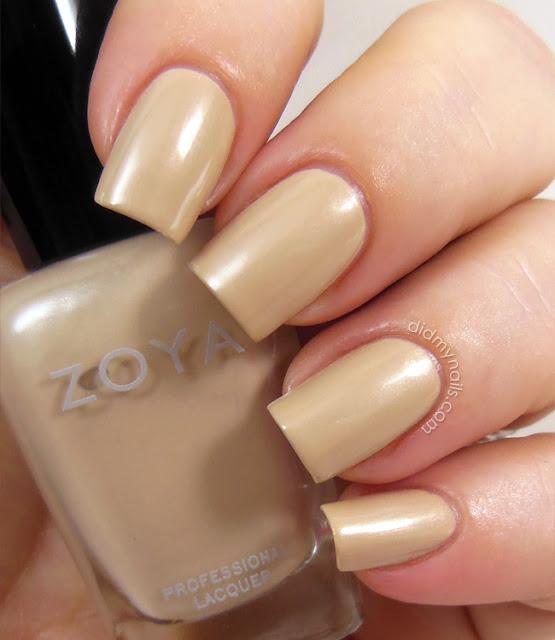 Zoya Minka swatch