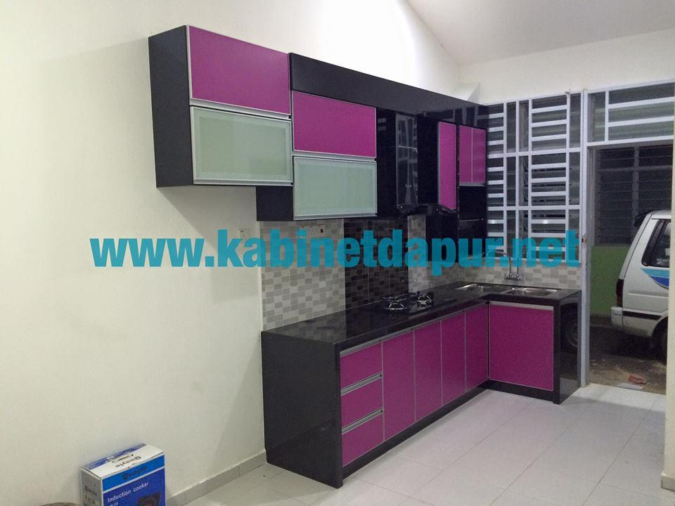 projek kabinet dapur di taman budiman kabinet dapur