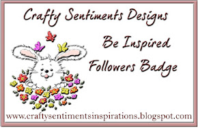 Crafty Sentiments Inspirational Blog.