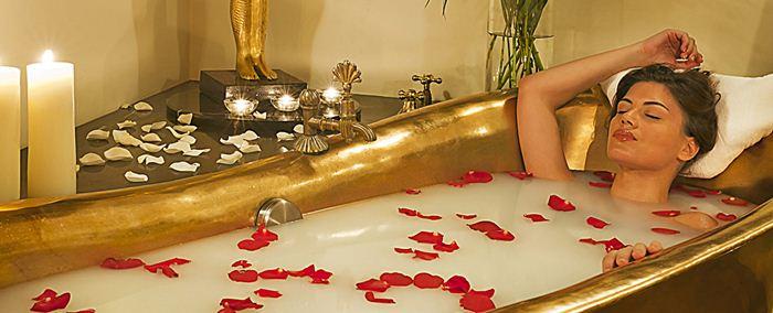 baie relaxanta pentru femei