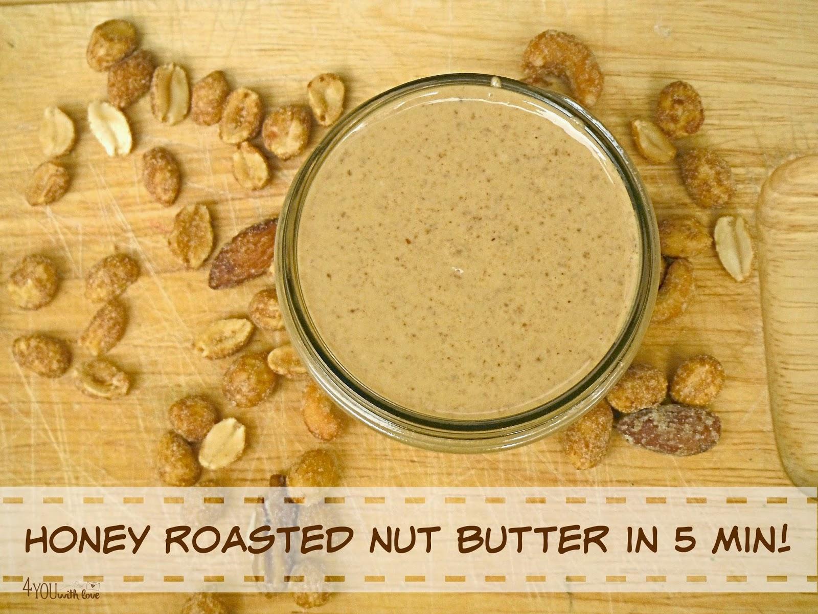 honey roasted nut butter