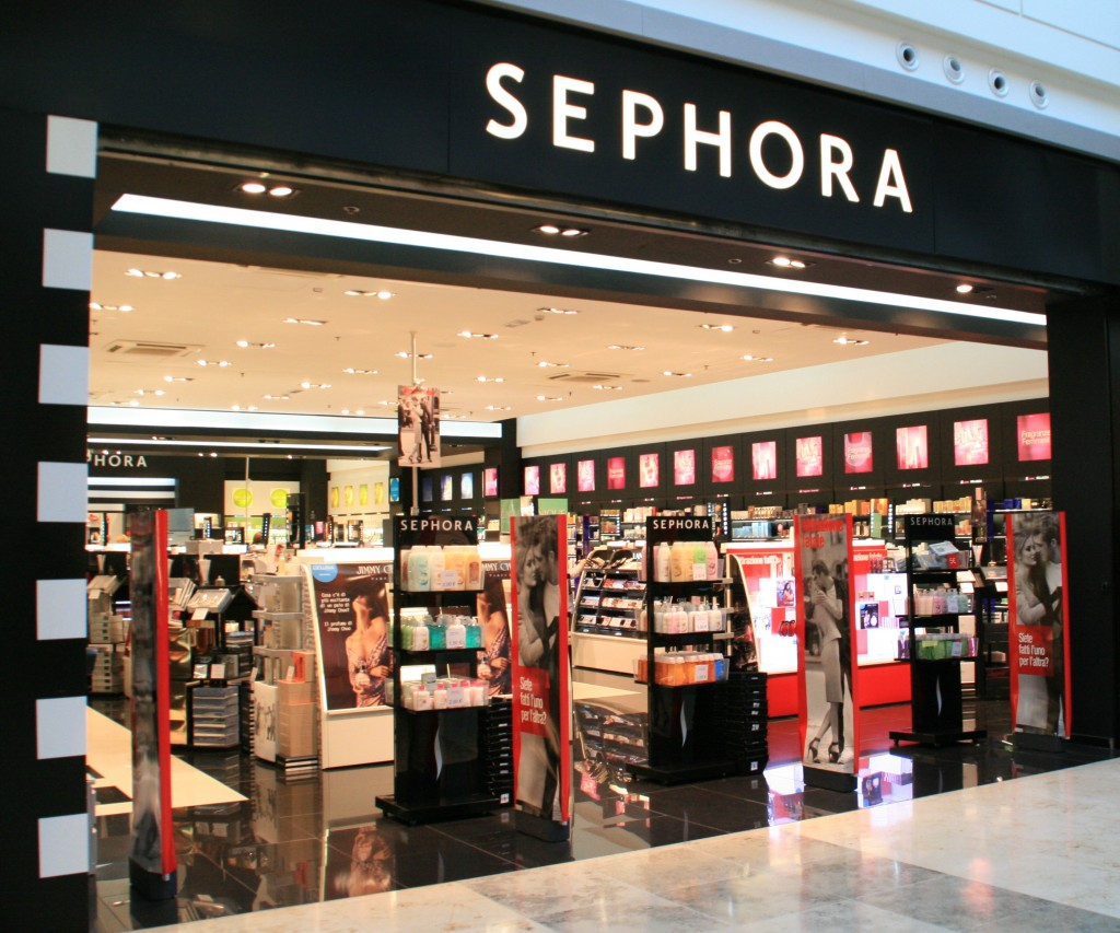 Finally!!! São Paulo is hosting now the first Sephora store in Brazil ...