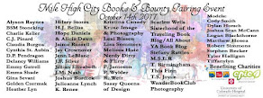 Mile High City: Books & Bounty Pairing