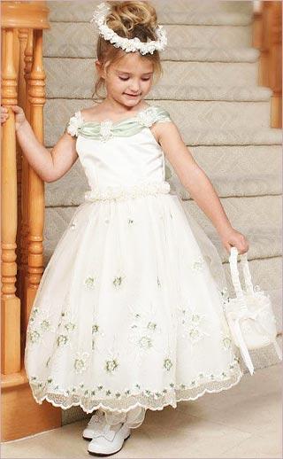 Used Flower Girl Dresses Uk - Mother Of The Bride Dresses
