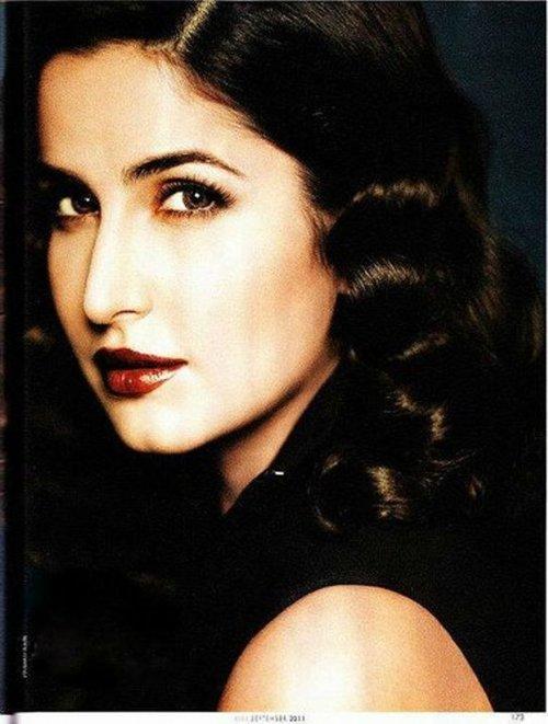 , Katrina Kaif Retro Look Pics - Unseen