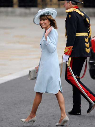April Leflye 15 The Best Dressed Guests In Royal Wedding
