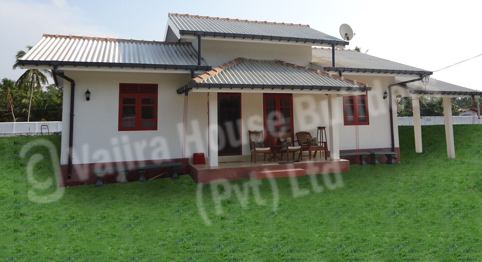 Vajira house plans sri lanka house and home design for New home designs sri lanka