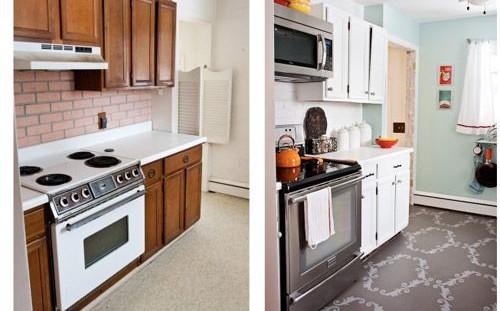 Menyiasati Dapur Terlihat Stylish dan Longgar