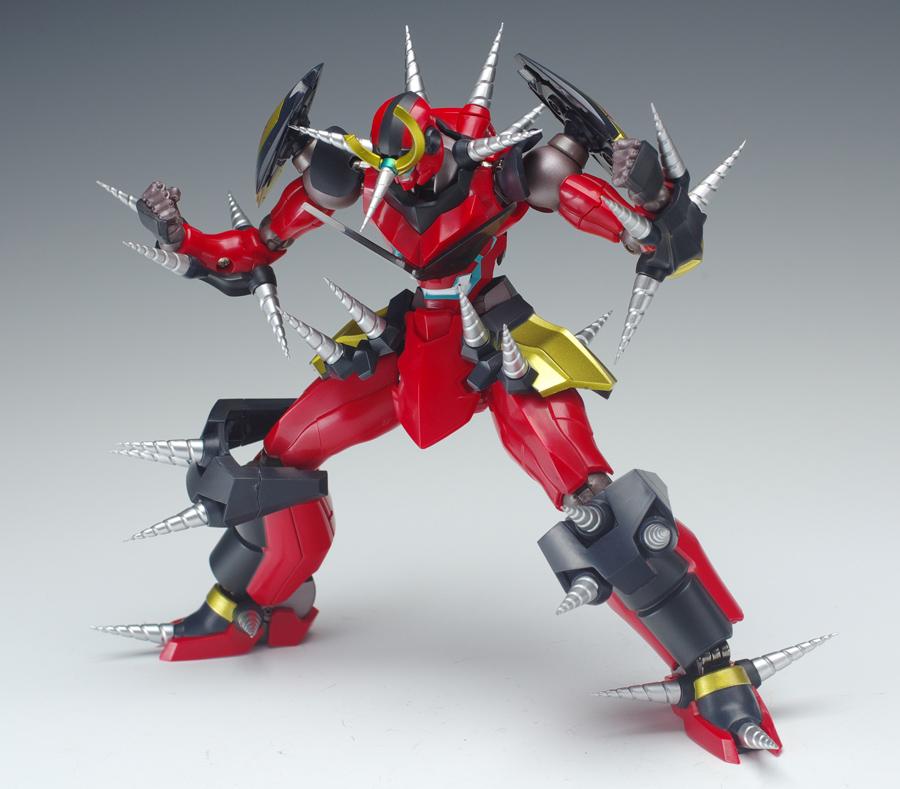 MECHA GUY: Super Robot Chogokin: Gurren Lagann + Drill Set ...