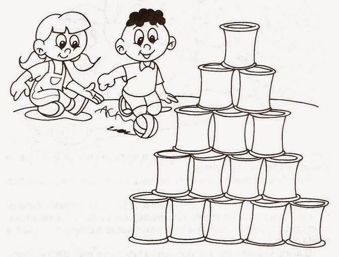 Maestra de Infantil: Psicomotricidad para niños pequeños. Dibujos ...