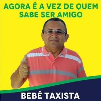 Vereador Bebé taxista