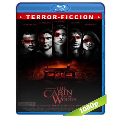 La Cabaña Del Terror (2012) BRRip Full 1080p Audio Trial Latino-Castellano-Ingles 5.1
