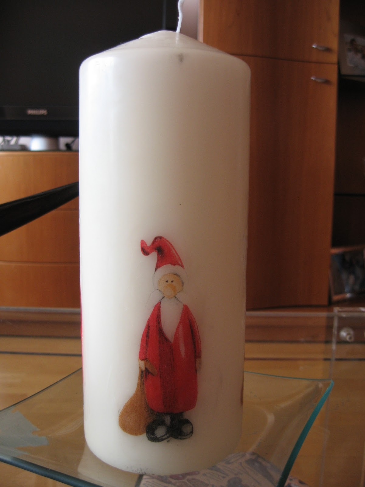 El club de la costura uns guarniments de nadal unos - Adornos de nadal ...