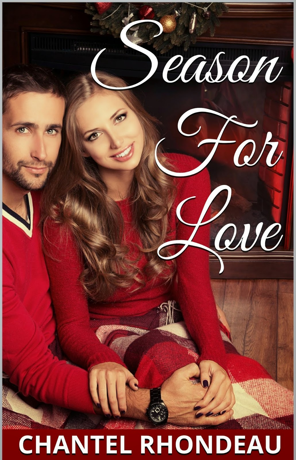 Mia Hoddell: 12 Days of Christmas ~ Meet Chantel Rhondeau