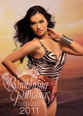Janine Tugonon Bb Pilipinas 2012 Winner