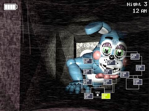 Five nights at freddys 2 demo game unblocked gameplay trailers com