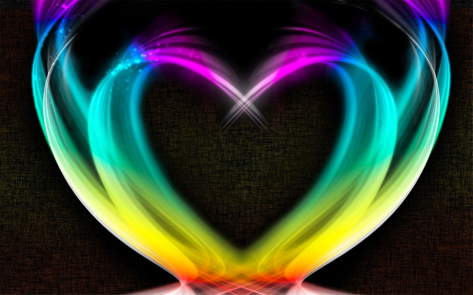 Rainbow Love wallpapers HD