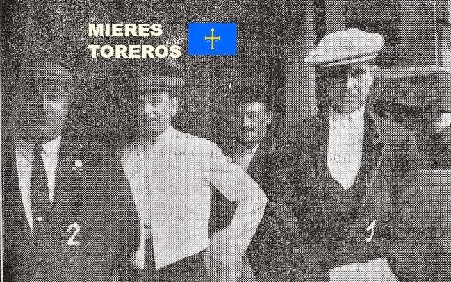TOREROS DE MIERES