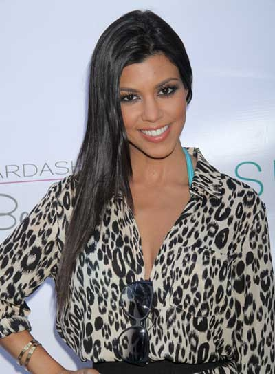 Kourtney Kardashian Kourtney Kardashian Hair