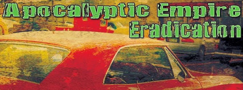 Apocalyptic Empire Survival Blog