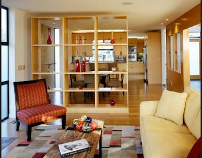 Contoh Partisi Rumah Minimalis Home Interior Design
