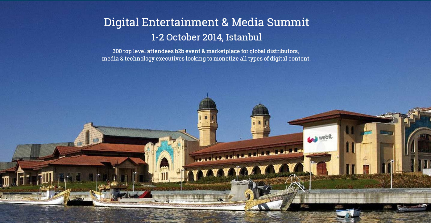 Digital Entertainment and Media Summit