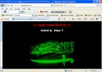 ciberterroristas hackean página web