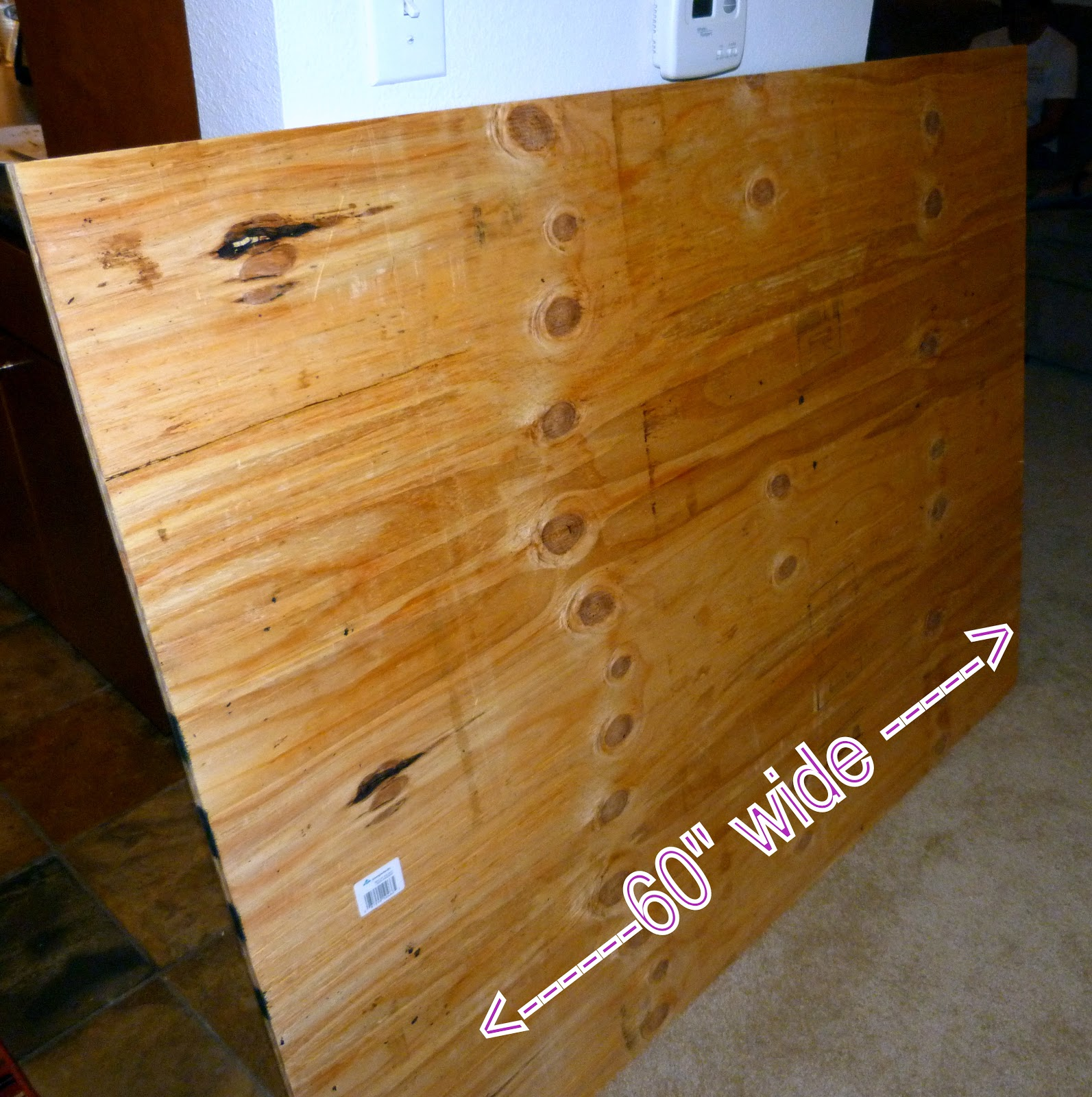 Made With Love Paid With Pennies Diy Headboard 2