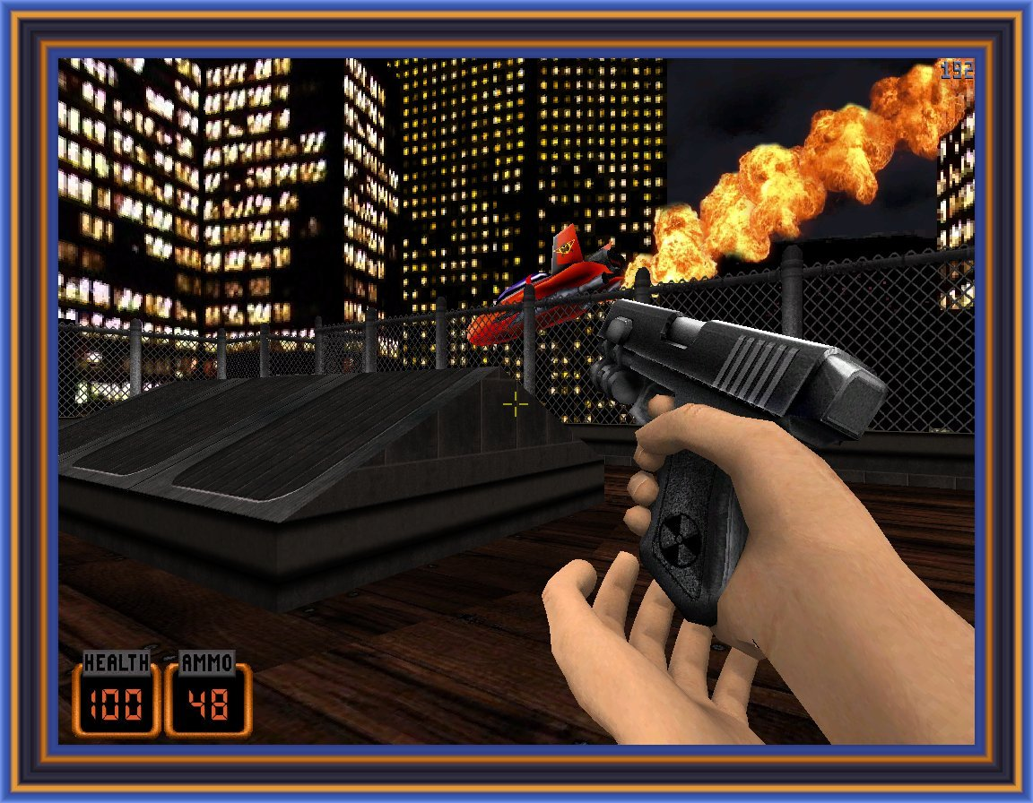 Duke Nukem 3D Gameplay no.1