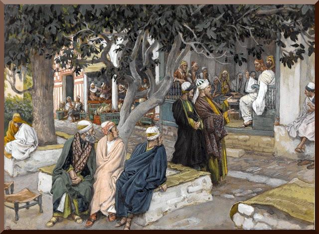 The Parable of Ten Minas