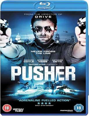 Pusher (2012)Brrip- Audio Latino