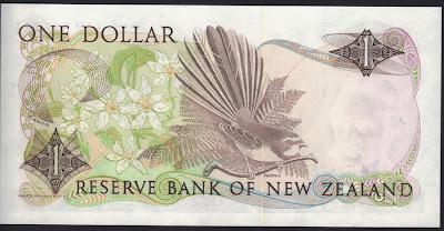 Nuova Zelanda 1 dollars 1989 P# 181a