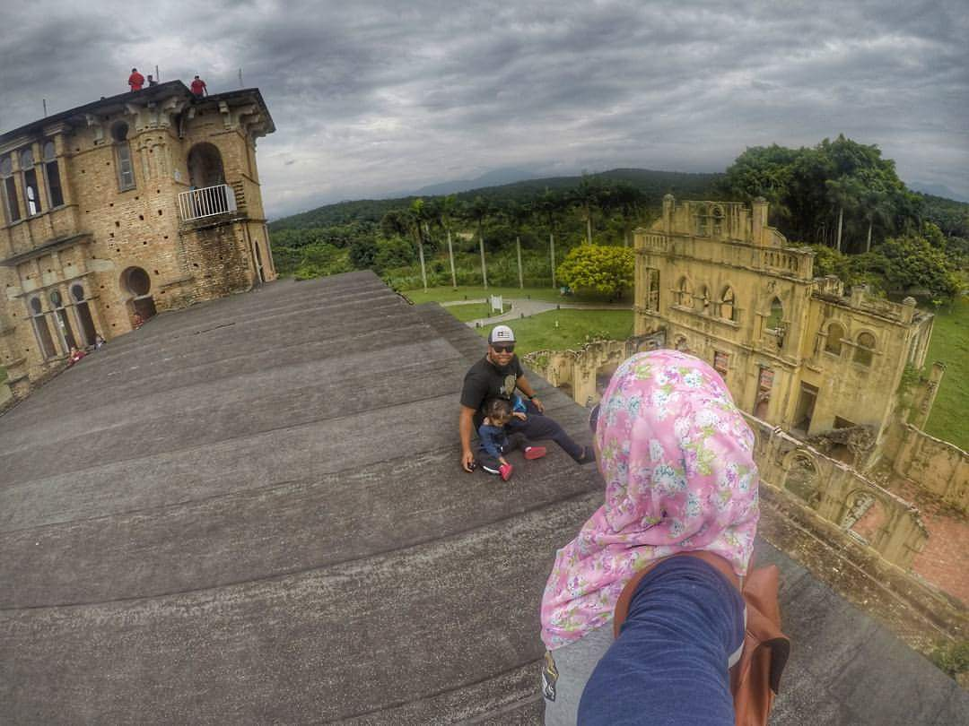 Kellie's Castle, Perak - Disember 2016