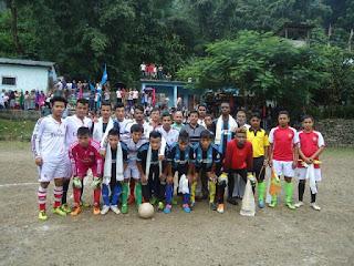 Rongchong football final