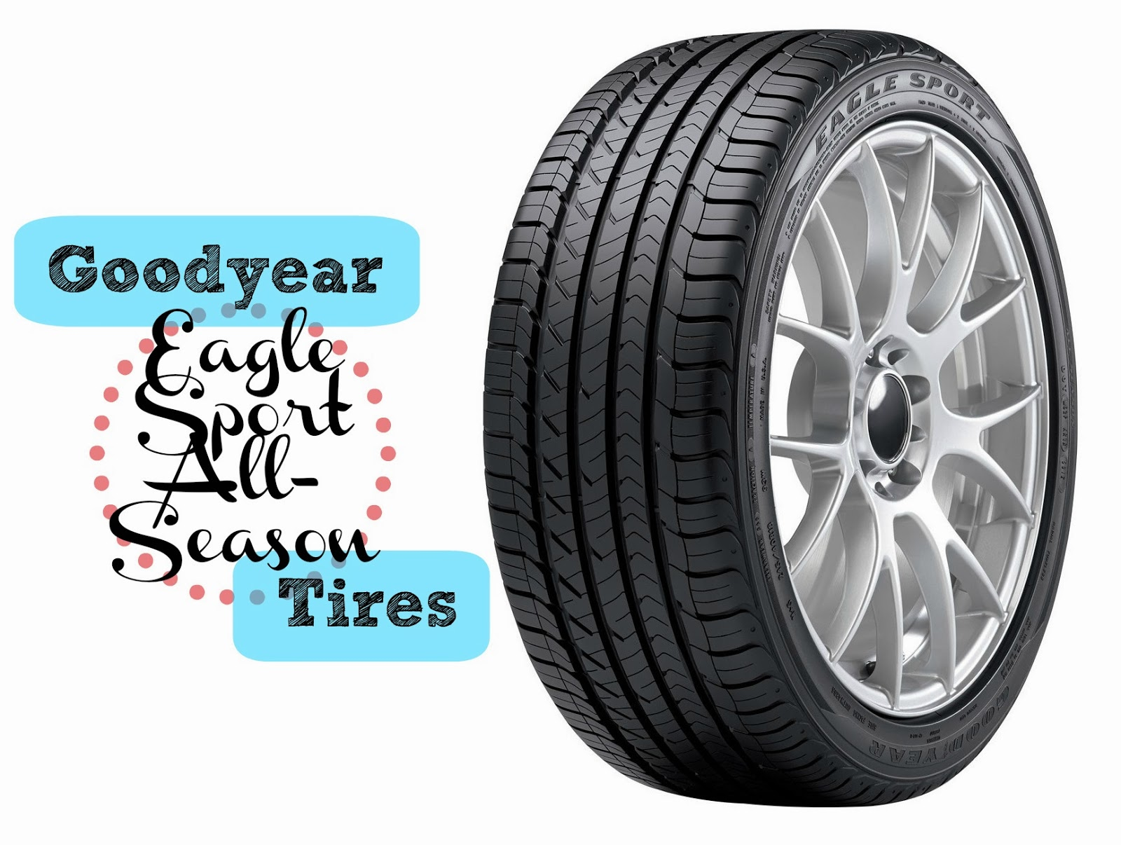 Goodyear Eagle Sport All-Season Tires