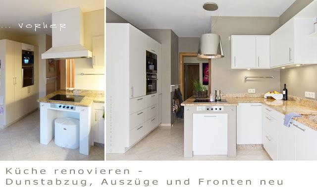 Aus alt mach neu - Küchenrenovierung einer modernen Landhausküche