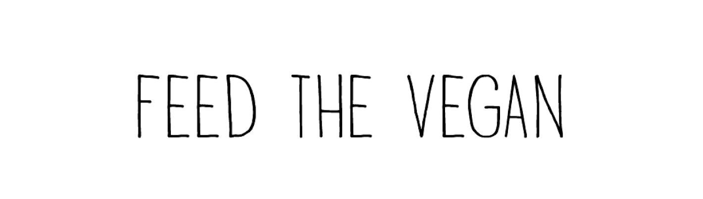 Feed The Vegan