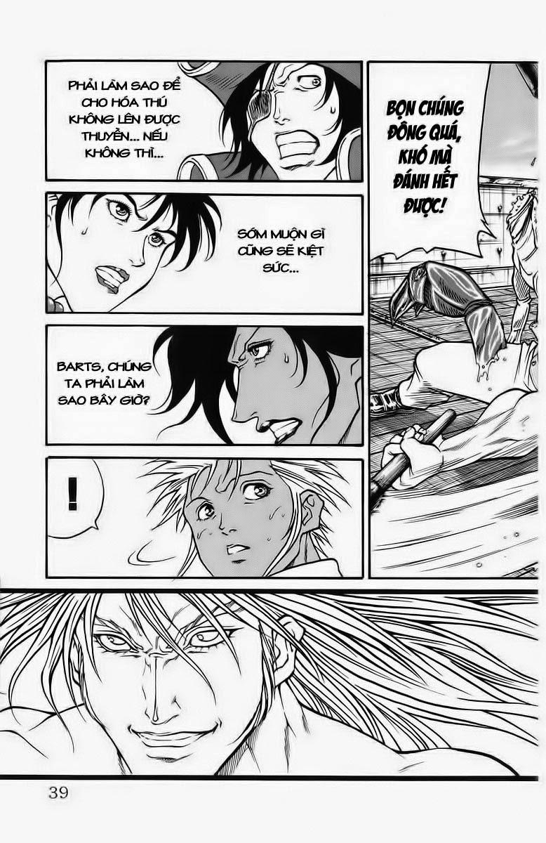 Vua Trên Biển – Coco Full Ahead chap 224 Trang 13 - Mangak.info