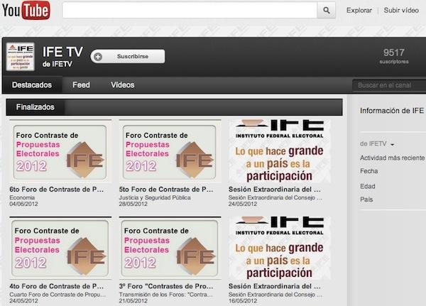 Ver Segundo debate entre los candidatos a la Presidencia de la Republica Mexicana (En vivo)