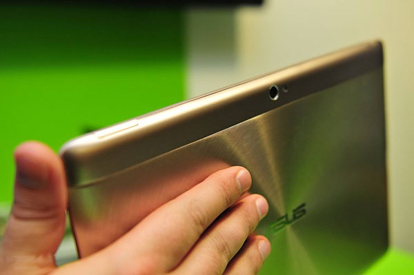 ASUS Transformer Pad Infinity: The World's First NVIDIA Tegra 4 Tablet