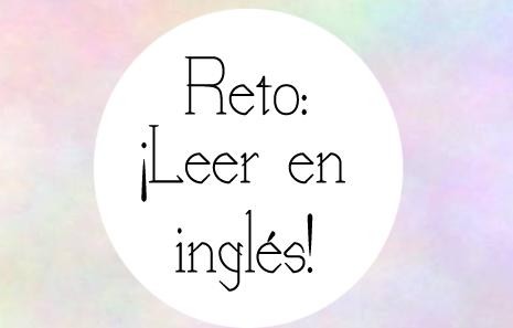 Reto 2016: ¡Leer en inglés!